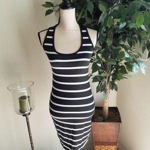 Dresses - NEW Casual Sleeveless T Shirt Bodycon Dress